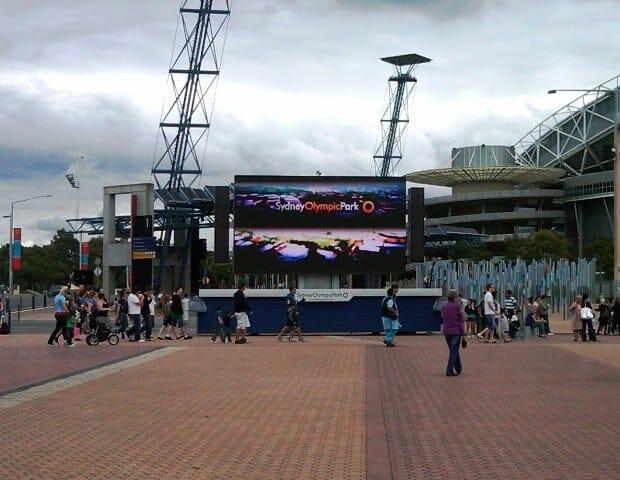 Sydney Olympic Park Easter Show