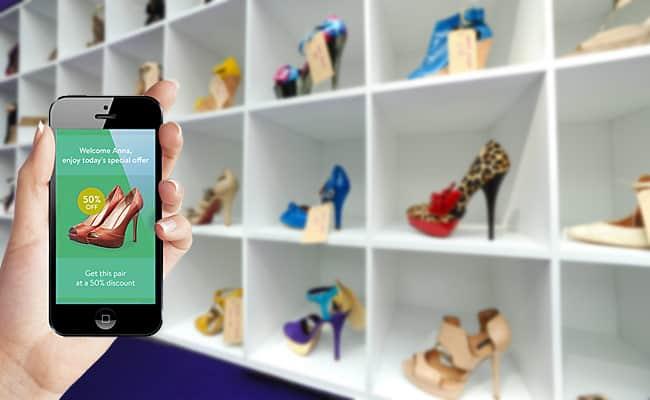iBeacon-Shoes