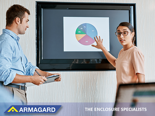 Digital Signage Blog - Armagard How to Improve Workplace Communications and Productivity Using Digital Signage Image2