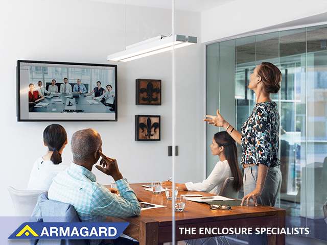 Digital Signage Blog - Armagard How to Improve Workplace Communications and Productivity Using Digital Signage Image3